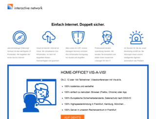 internet.de screenshot