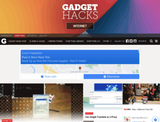 internet.wonderhowto.com screenshot