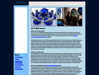 internet3d.org screenshot