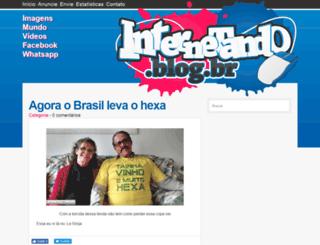 internetando.blog.br screenshot