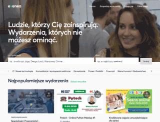 internetbeta2013.evenea.pl screenshot