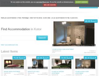 internetbooking.me screenshot