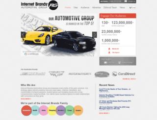 internetbrandsauto.com screenshot
