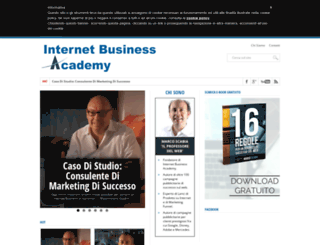internetbusinessacademy.com screenshot