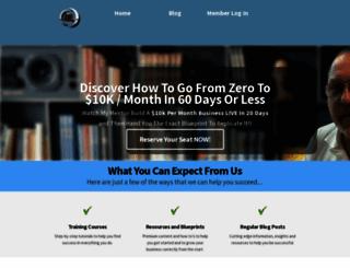 internetbusinesslinks.com screenshot