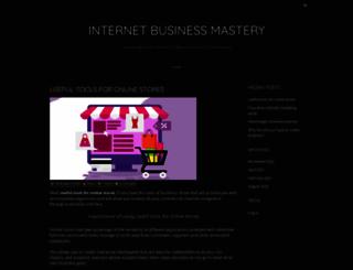 internetbusinessmastery.com screenshot