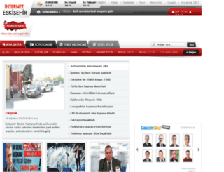 interneteskisehir.com screenshot
