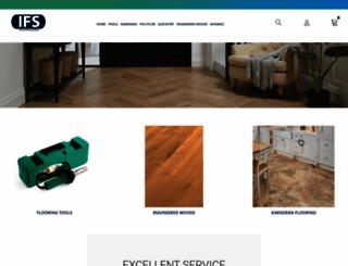 internetflooringsupplies.co.uk screenshot