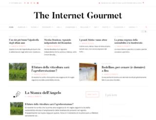 internetgourmet.it screenshot