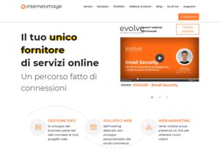 internetimage.it screenshot
