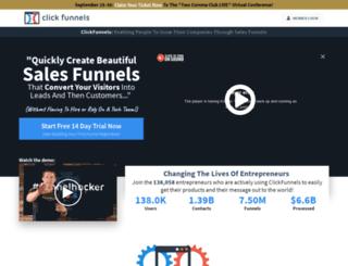 internetmarketing.clickfunnels.com screenshot