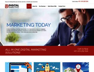 internetmarketingpartnership.com.au screenshot