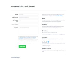 internetmarkting.com screenshot