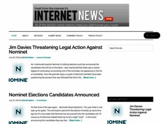 internetnews.me screenshot
