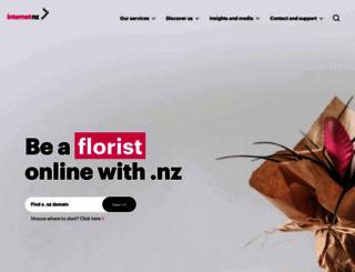internetnz.net.nz screenshot