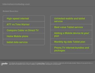 internetservicetoday.com screenshot
