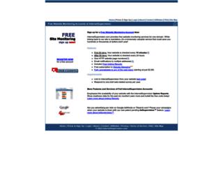 internetsupervision.com screenshot