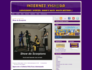 internetviciada.blogspot.com screenshot