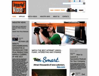 internetvideomag.com screenshot