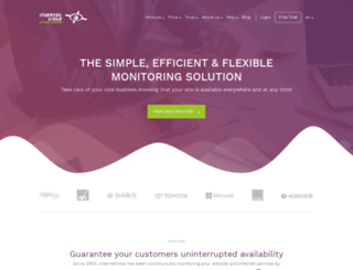 internetvista.com screenshot