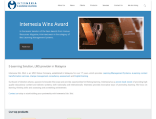 internexia.com screenshot