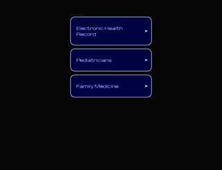 internistsassoc.org screenshot