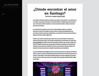 internostrum.com screenshot