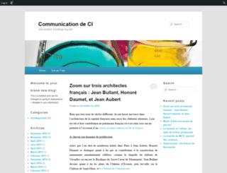 internrelease.edublogs.org screenshot