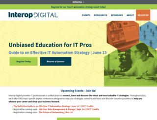interop.co.uk screenshot