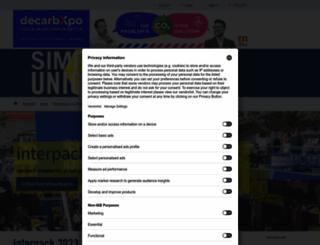 interpack.com screenshot