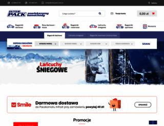 interpack.eu screenshot