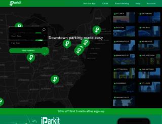 interparkonline.com screenshot
