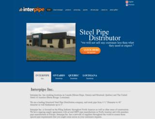 interpipe.com screenshot