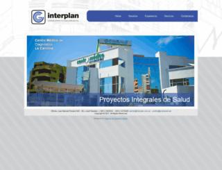 interplan.com.ec screenshot