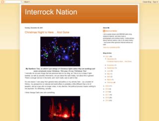 interrocknation.blogspot.com screenshot