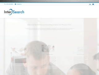 intersearch.com screenshot