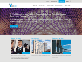 interserve.com screenshot
