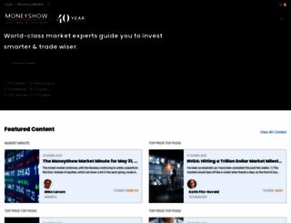 intershow.com screenshot