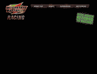 interstateracing.com screenshot
