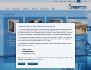 intertec.info screenshot