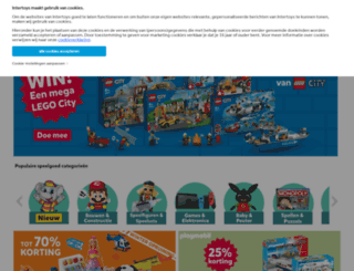 intertoys.nl screenshot