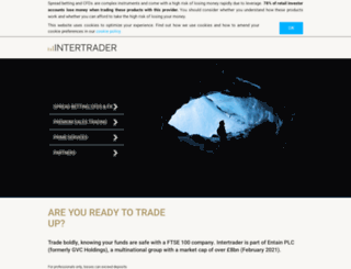 intertrader.com screenshot