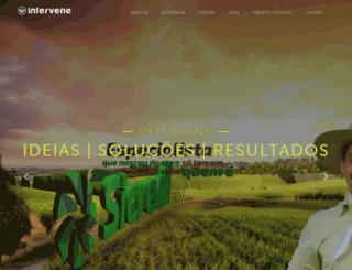 intervene.com.br screenshot