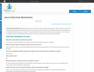 interview-questions-java.com screenshot