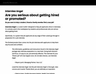 interviewangel.com screenshot