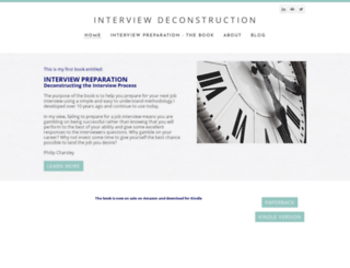 interviewdeconstruction.com screenshot
