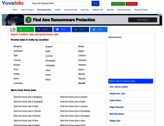 interviewquestions.yuvajobs.com screenshot