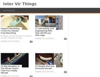 intervirthings.com screenshot
