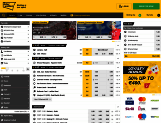 interwetten.com screenshot