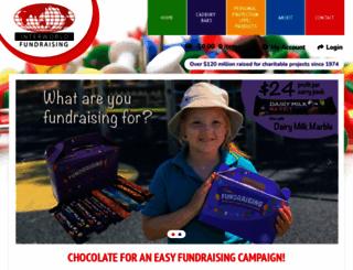 interworldfundraising.co.nz screenshot